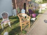Stühle und Polstermöbel