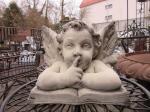 Engel aus Stein / 20 Euro