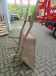 Schubkarre / Metall-Räder / 95 Euro
